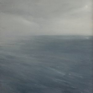 Mist, 20x16 inches, oil on panel, 2018